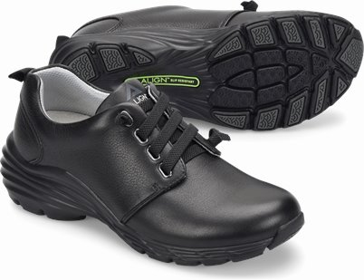Align™ Velocity shoes shown in Black