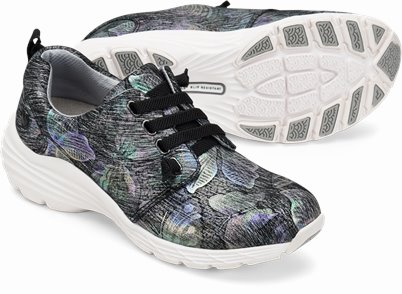 Align™ Velocity shoes shown in metallic butterfly