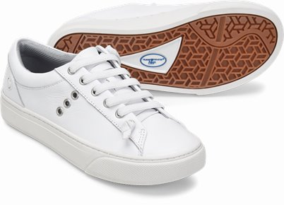 Align™ Fenton shoes shown in White
