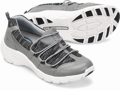 Align鈩� Dash shoes shown in Grey