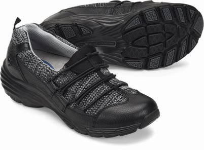 Align™ Dash shoes shown in Black-Grey