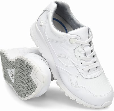 Align™ Boise shoes shown in WHITE