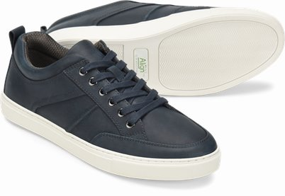 Mens Align™ Falcon shoes shown in STEEL