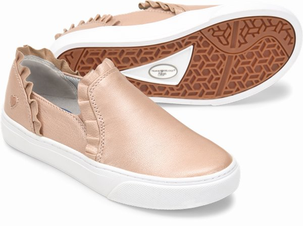 Align™ Farrah shoes shown in rose gold