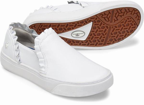 Align™ Farrah shoes shown in white