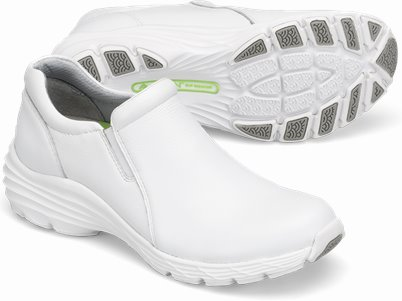 Align™ Dorin shoes shown in white