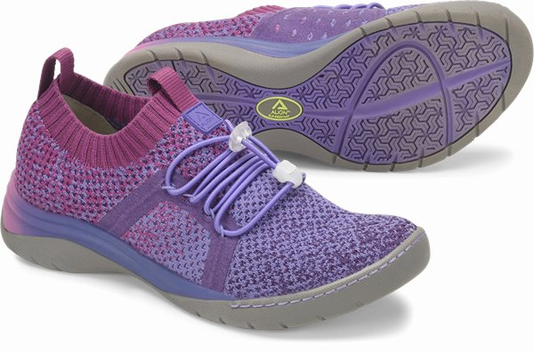 Align™ Torri shoes shown in Orchid Ombré