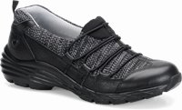 Align™ Dash shoes shown in Black-Grey