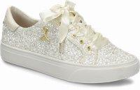 Align™ Glitter shoes shown in Glitter White