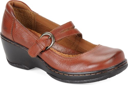 Red Brown BOC Winifred