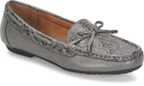 Grey Tooled BOC Carolann