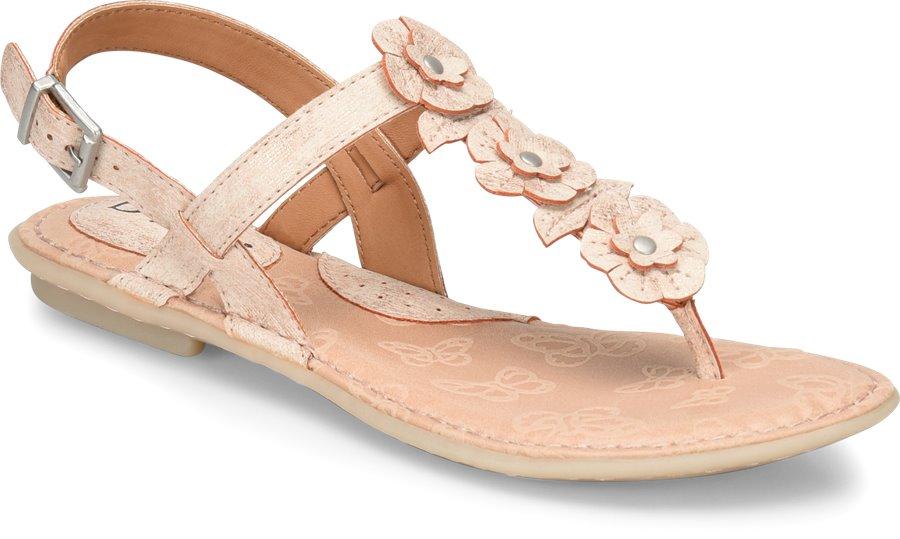 7b8b008137c8 BOC Almira in Rose Gold - BOC Womens Sandals on Shoeline.com