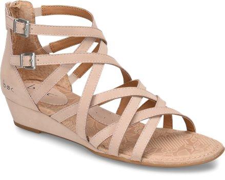 BOC Mimi in Blush - BOC Womens Sandals