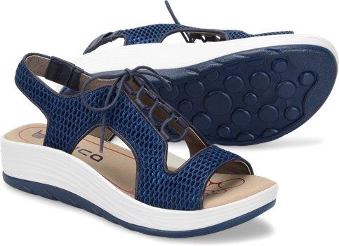486f1a4f29e7 Bionica Cosmic in Indigo - Bionica Womens Sandals on Shoeline.com