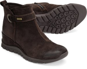 Dark Brown Suede Bionica Ocala