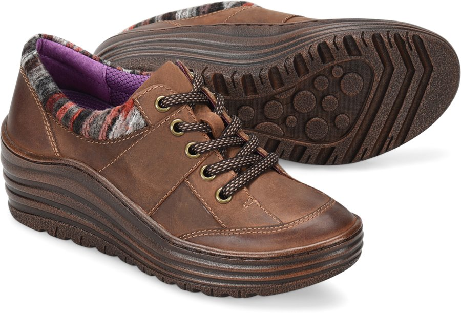 Bionica Gervais : Aztec Brown - Womens