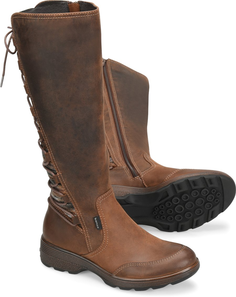 Bionica Epping : Aztec Brown - Womens