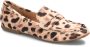 Style: Natural Leopard Fabric