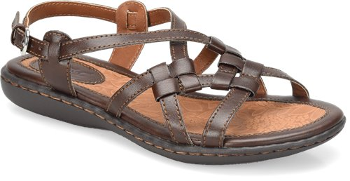 Boc Womens Kesia In Brown On Bocshoes Com