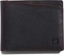 Bifold With Exterior Window in color Brown