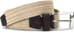 Fabric Belt in color Khaki