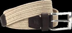 Fabric Belt in color Khaki