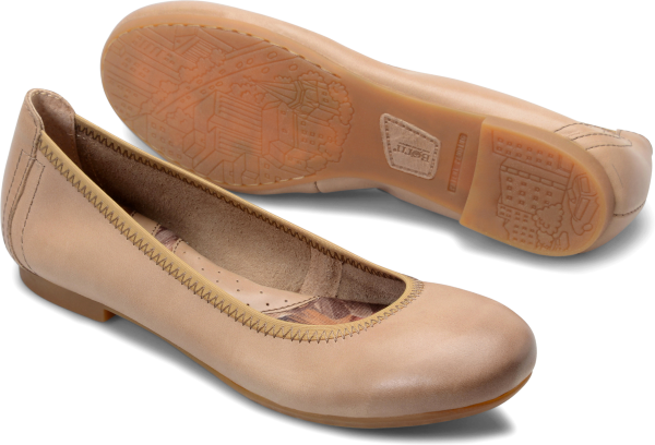 BORN Julianne : Beige/Tan - Womens
