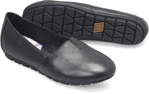 Born Sebra in Black Leather - Born