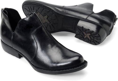 5f973e41dcf3 Born Kerri in Black - Born Womens Boots on Bornshoes.com