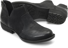 c15c4b6c9c483 The Born Women's Boots Collection of Shoes. shown in Black Distressed  (Black) ...