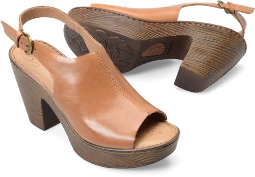 e6fbef0ab081 Born Fatema in Nut - Born Womens Sandals on Bornshoes.com