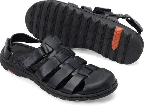 0647766d6ec5 Born Gratia in Black - Born Womens Sandals on Bornshoes.com