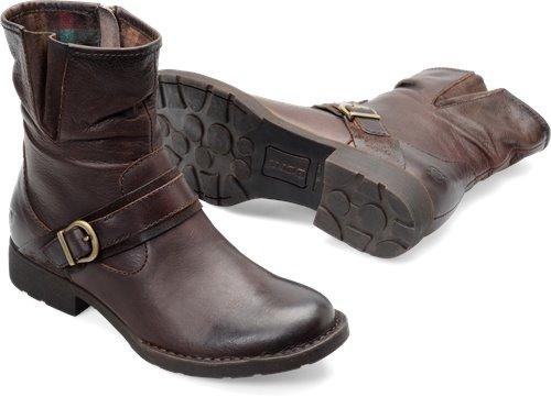 76a66b36413 Born Virgo in Chilli/Castagno - Born Womens Boots on Bornshoes.com