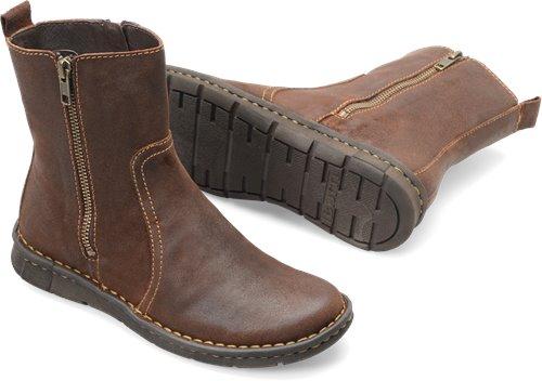 9ea9cc5fcc88 Born Risko in Golden Distressed - Born Womens Boots on Bornshoes.com