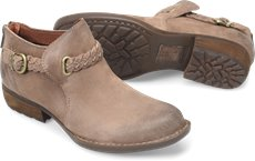 ce7710311 The Born Women's Boots Collection of Shoes. shown in Marmotta Distressed ( Gray) ...