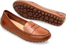 9f8aa5b48 The Born Women's Flats Collection of Shoes. shown in Dark Cognac (Brown) ...