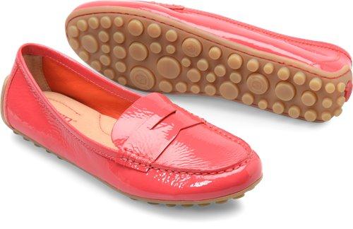 e7adda12d17 Born Malena in Opuntia Red Patent - Born Womens Casual on Bornshoes.com