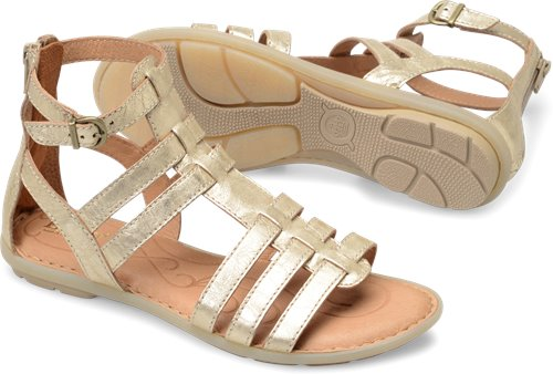 aaf4f8f92f0 Born Tripoli in Platino - Born Womens Sandals on Bornshoes.com