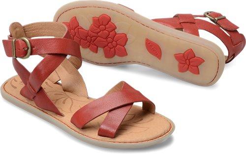 4aa0f7ab8946 Born Kindu in Rose - Born Womens Sandals on Bornshoes.com