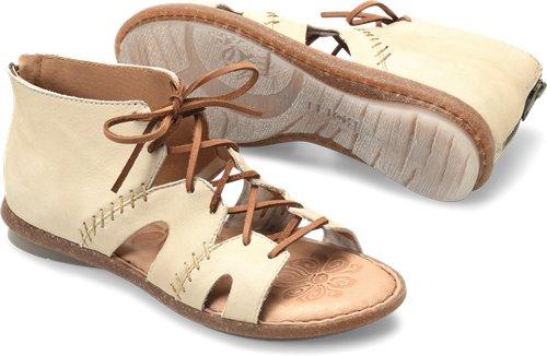 Born Nea In Puff Nubuck Born Womens Sandals On Bornshoes Com