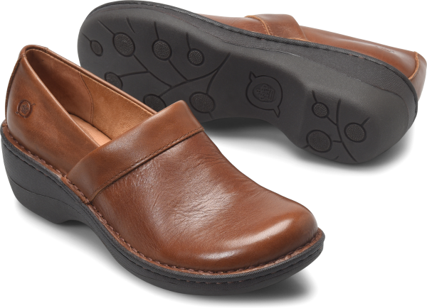 BORN Toby Duo : Brown - Womens