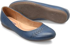 e6d156ce6c0d The Born Women s On Sale Collection of Shoes. Shown in Atlantico (Blue)