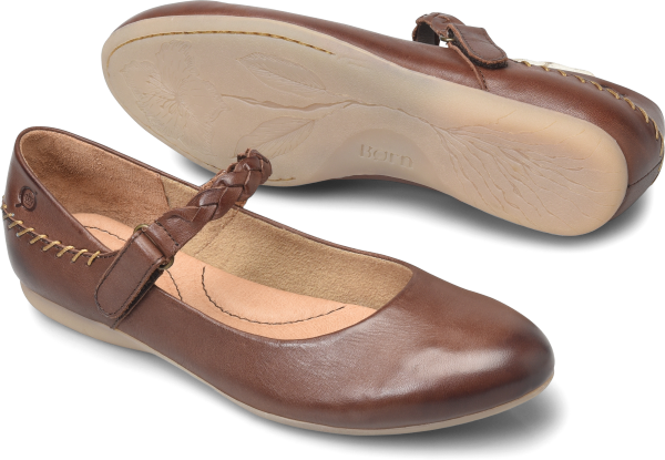 BORN Maarten : Brown - Womens