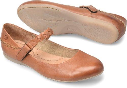 Born Maarten Braided Strap Mary Jane Shoes xIzksH
