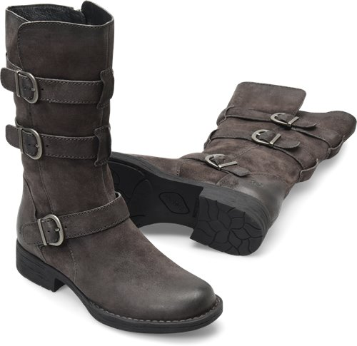 36f153f90eb Born Ivy in Asfalto Distressed - Born Womens Boots on Bornshoes.com
