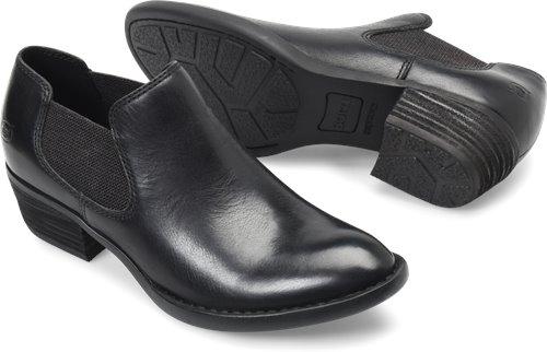 16ece95c28 Born Dallia in Black - Born Womens Boots on Bornshoes.com