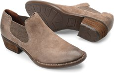 9bb0fb2b858 The Born Women s Boots Collection of Shoes. Shown in Taupe Distressed  (Brown)
