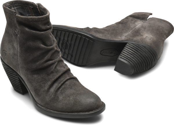 Image of BORN Aire : Gray - Womens