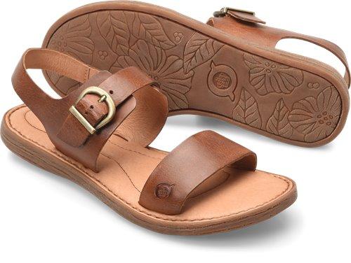 0bf2164e60c Born Selway in British Tan - Born Womens Sandals on Bornshoes.com