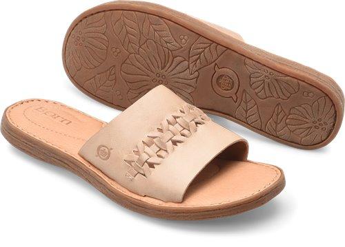 920ed6057 Born St Francis in Ecru - Born Womens Sandals on Bornshoes.com
